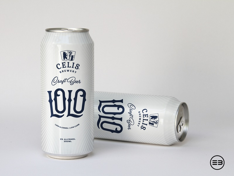 craft beer can