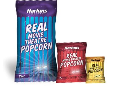 1080x1080 movie pop corn packaging