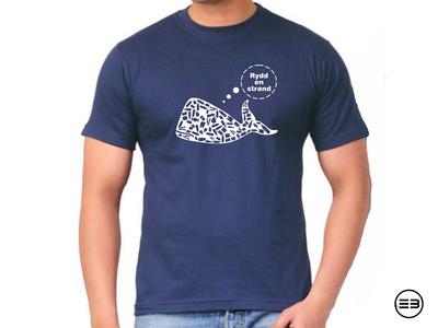 Clean the ocean T-shirt t-shirt t-shirt design norwegian clean ocean