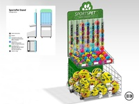 From Concept to Image - Retail Stand