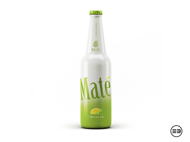 soft drink bottle label design bottle mint lemon soft drink label