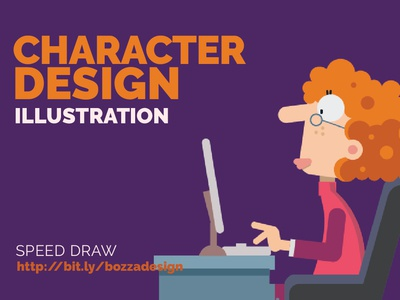 Character Design 03_ Speed Draw