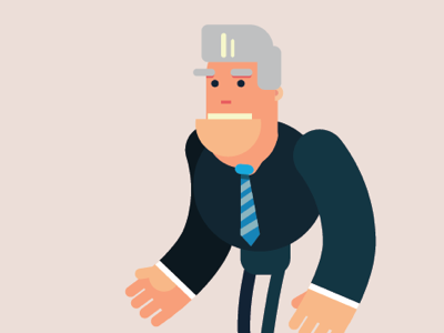 More flat character to new project