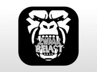 ZWAAR BELAST - Logo Design Dutch music event