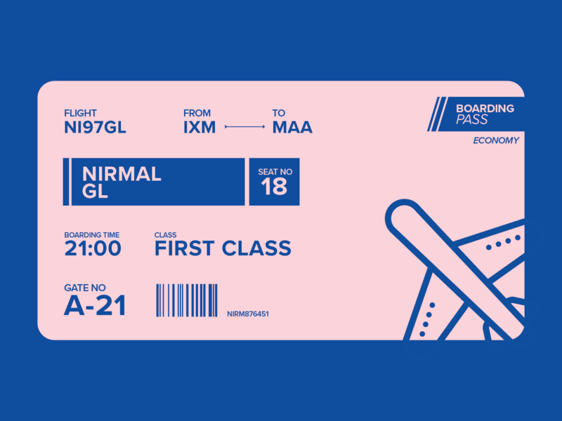 Flight Pass journey pass aero ticket travel flight