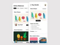 Webinar App