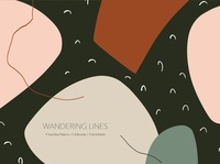 Wandering Lines Pattern Collection modern seamless pattern tileable packaging design abstract pattern vector surface design