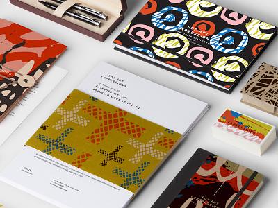 Pop Art Expressions | Patterns and Artboards tileble seamless pattern design adobe patterns surface design