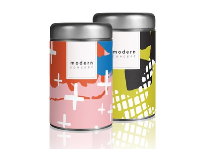 Pop Art Expressions | Packaging Mock-up