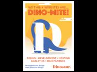 Dinosaur Flyer