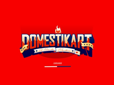 Propuesta Logo Domestikart app typography ui logo branding illustratiom illustration art arts illustration art director design