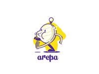 Propuesta logo arepa