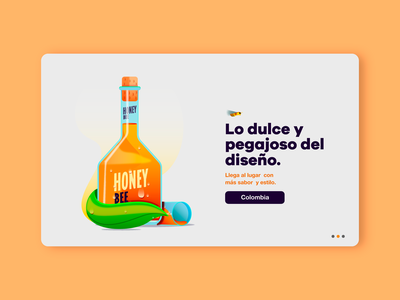 HONEY BEE SABOR A DISEÑO