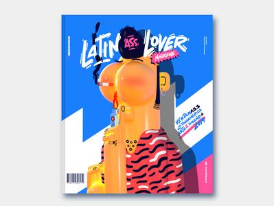 LATIN ASS LOVER