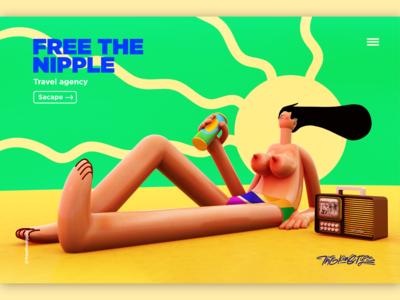 FREE THE NIPPLE 4