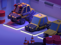 Taxi War