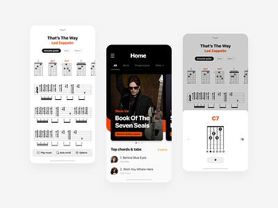 Chords figma tabs progressive rock bass guitarist chord chords acoustic guitar play player app design music