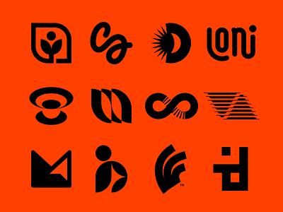 Logo 3 infinity michigan 8 fish id max indians sun branding brand design logo logo design