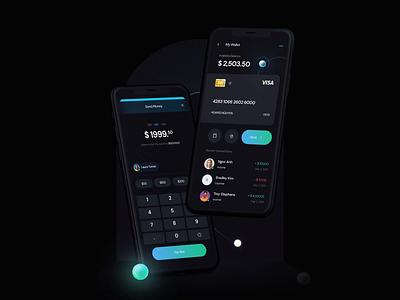 Monster-Messenger App UI Kit animation light mode dark mode android ios sketch figma ux ui chat messenger