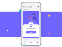 Learning App-concept