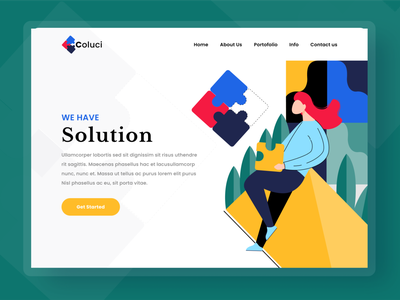 Design Header web solution usersearch productdesign uidesigner uxdesigner uiuxdesain uiuxdesigner website solutionweb user webdesigns dailyui dribble shot dribbble best shot figma ilustration uxdesainer webdesign uiinspiration uxinspiration uiux