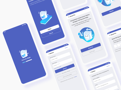 User Registration App design art productdesign uxinspiration uiinspiration mobileappdesign dribble best shot userresearch ixd userinterfaces userinterfacedesign ilustration mobileapp figma uiuxdesigner uidesign userregistrationapp uiuxdesign ui