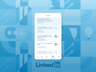 Daily UI Challenge- Activity Feed linkedinredesihn linkedin ui app ux dailui dailyui ui photoshop mobileinterface sketch daily 100 challenge uiuxdesign adobexd adobe