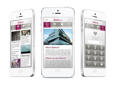 Bellona app