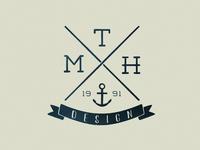 Mthdesign alternative logo