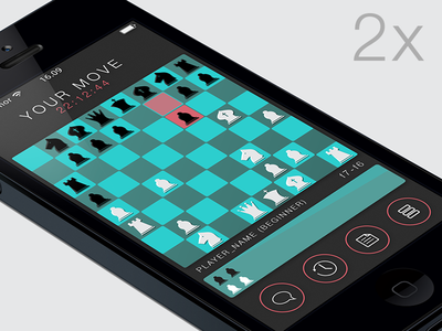 Chess Time redesign