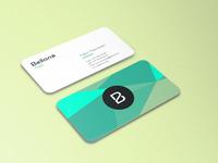 Bellona business card