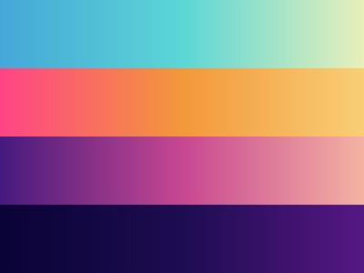 Current gradients