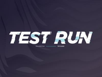 Test Run typo