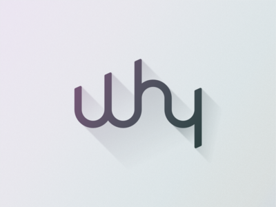 WHY - Logo