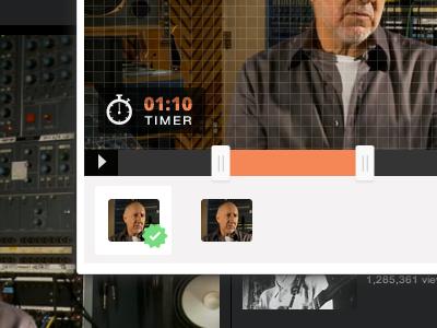 Browser Extension Peek video browser extension range select