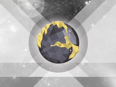 Geo Album Cover  album cover geo planet