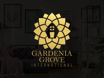 Gardenia Grove International - Logo ver. 2