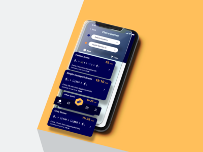 Sofia Public Transport App