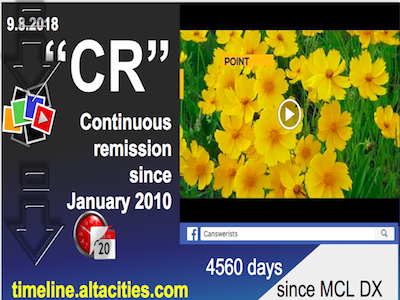 timeline.altacities.com mantle cell lymphoma city of hope altacities remission cancer canswers timeline