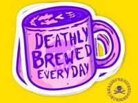 Deathly Brewed