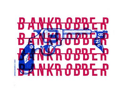 BankRobber sticker stickers vector questioneverything punk illustration punkrock design theclash