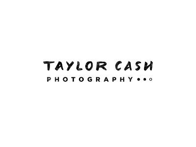 Taylor Cash 1 hand lettered brushpen lettering typography identity branding logo aperture camera photography