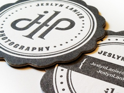 Letterpress Business Cards Detail 2 letterpress gray typography dots monogram business card mamas sauce 1 over 1