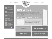 Wicked weed wireframes 2