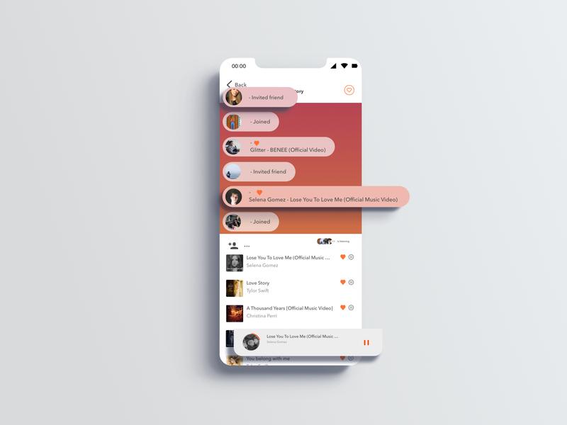 LiveUp music app