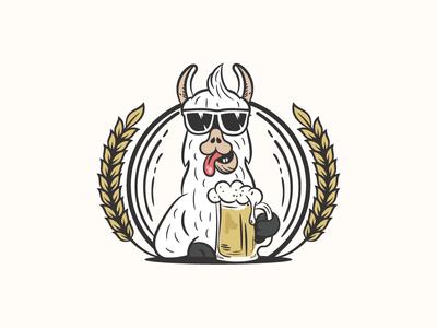 Drunk Llama