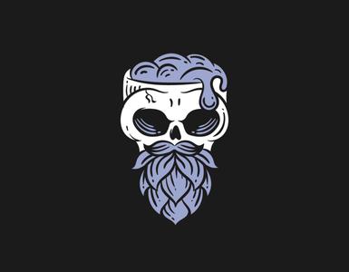 Beer Skull