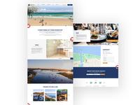Noosa Sun Motel Website Design