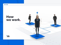 How we work - graphic | Ve Global