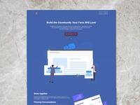 Simple Landing Page (Front-End / Design Challenge Part2)